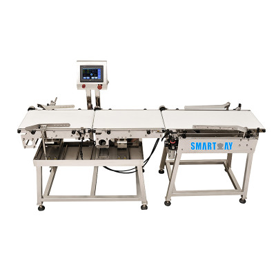 320 Online Check Weigher Weight Checker Machine