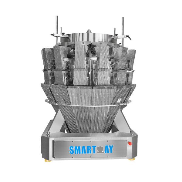 14 Head Screw Multihead Weigher Fried Rice Packing Machine