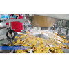 Potato Chips Crisp French Fries Snacks Multihead Weigher Packing Machine