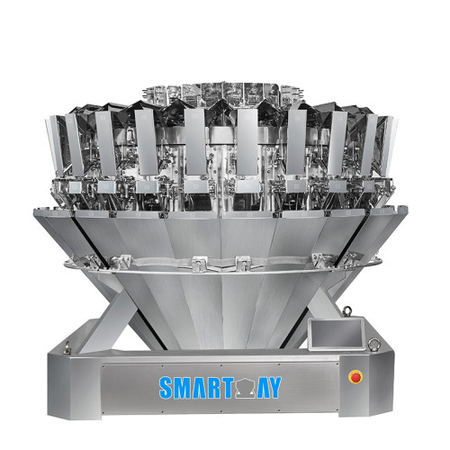 24 Heads Mixture Weigher Mixture Weighing Scale Mixture weighing machinery