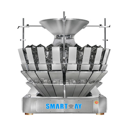 20 Head Multihead Weigher (Twin or Single Filling)