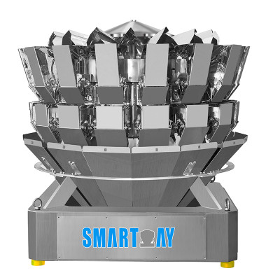 16 Head Multihead Weigher (Twin or Single Filling)