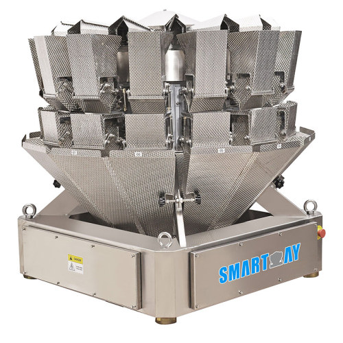 Sticky bear candy weighing machine sugar jelly candy packing machine