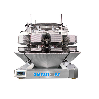Large 10 Head Salad Multihead Weigher