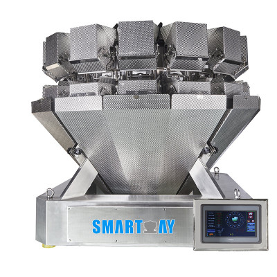 Large 14 Head Salad Multihead Weigher
