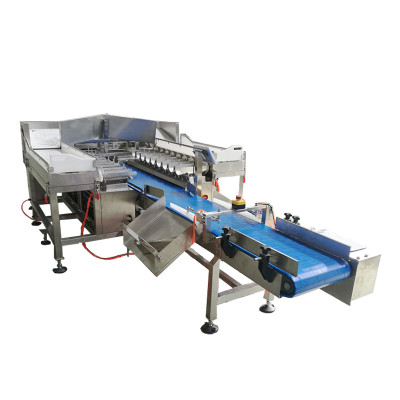 Fish Weigher 18 Head Linear Combination Weigher