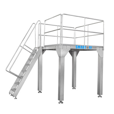 SW-B3 Supporting Platform Support Stand Auxiliary Equipment
