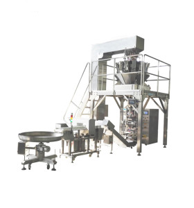 Automatic Snacks Banana Chips Potato Chips Packing Machine Chips Packing Machine