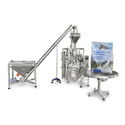 Automatic Milk Powder Filling Packing Machine Spice Powder Packing machine