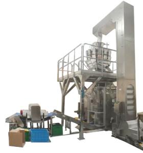 1-5kg Automatic Sugar Salt Rice Packing Machine Salt Packaging Machine