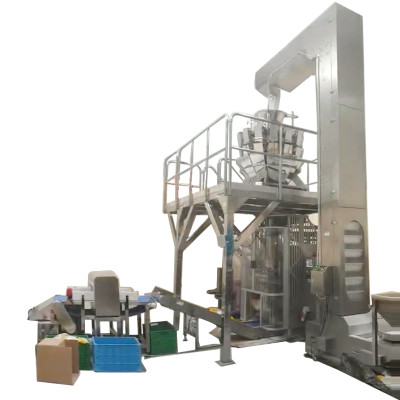 1-5kg Automatic Sugar Salt Rice Packing Machine Salt Packaging Machine
