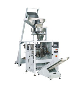 Automatic Sugar Salt Rice Packing Machine Measure Cup Volumetric Packing Machine