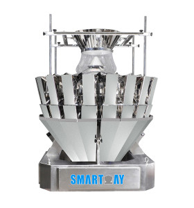 20 Head Multihead Weigher 20 Head Weighing Machine