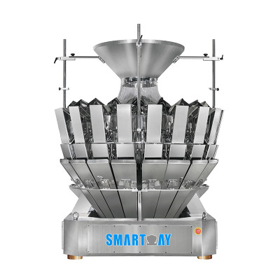 18 Head Multihead Weigher Weighing Scale Food Weighing machinery