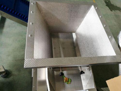 SW-B1 Z Type Bucket Conveyor Z Elevator Lifter Auxiliary Equipment