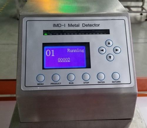 Checkweigher metal detector combination machine weigh checker machine