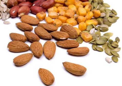 Dry Food Almond Walnut Peanut Cashew Nuts packing machine Pistachio Packing Machine