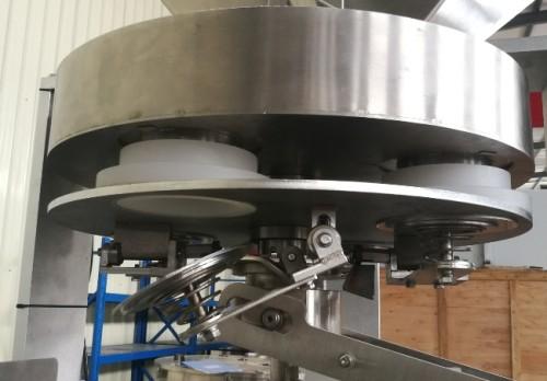 Automatic Sugar Salt Rice Packing Machine Measure Cup Volumetric Packing Machine