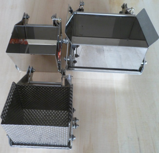 multihead weigher hopper