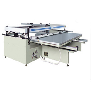 SFB Large-sized Semi-automatic Screen Printer