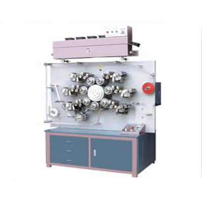 SGS-1006 6 Colors Ribbon Printing Machine