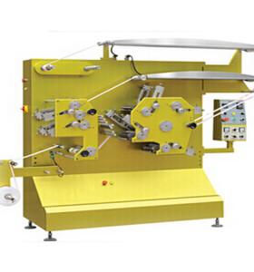 Flexo Fabric Label Printing Machine (4 Colors+2Color)