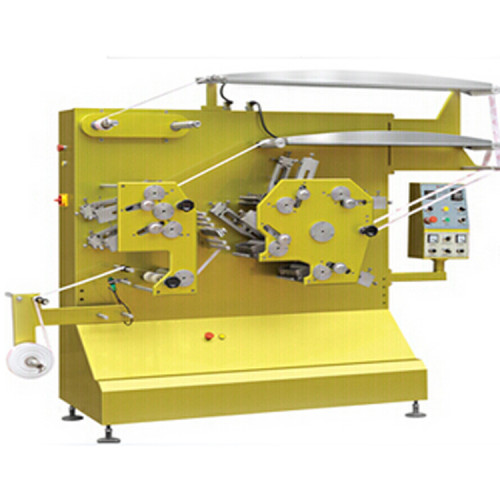 Flexo Fabric Label Printing Machine (4 Colors+2Color)
