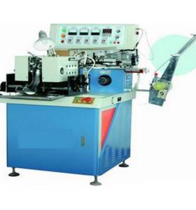 YZ-3200 AUTOMATIC LABEL CUTTING & CENTERFOLDING MACHINE