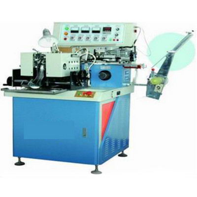 YZ-3200 AUTOMATIC LABEL CUTTING & CENTERFOLDING MACHINE