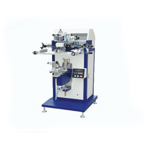 SPC Series Pneumatic Cylindrical Screen Printing Machine