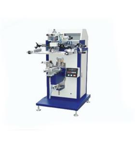 SPC Series Pneumatic Cylindrical Screen Printing Machine