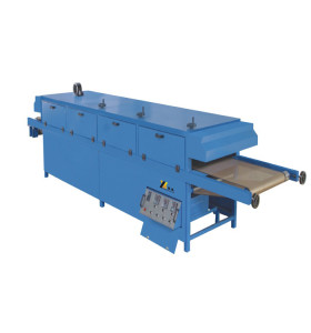 SCD Series Conveyor Dryer For Screen Printing Machine