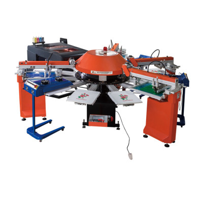 SPG Digital screen Printing Machine/Digital Printer