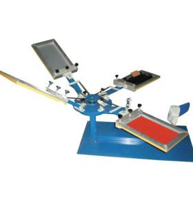 SPH Series Manual 450 Hat & textile screen printer