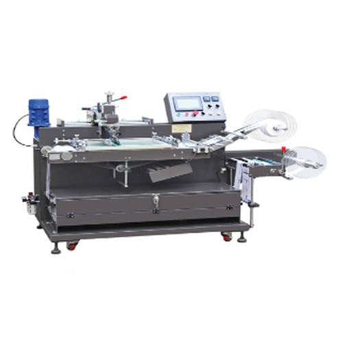 Single Color Silk Screen Printing Machine