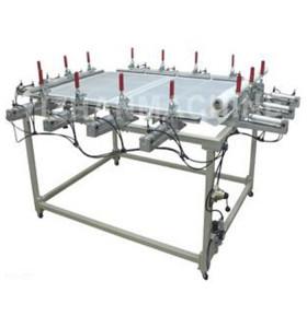 SQ Series Pneumatic Screen Stretcher