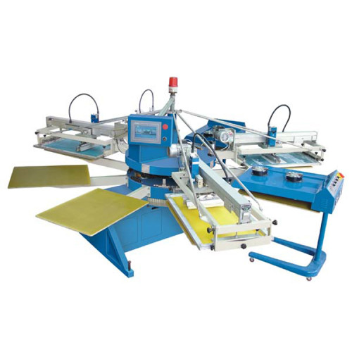SPE Series Automatic Screen Printing machine for clothes