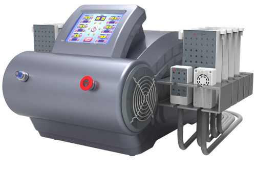 Professional portable Laser weight loss lipo laser machine