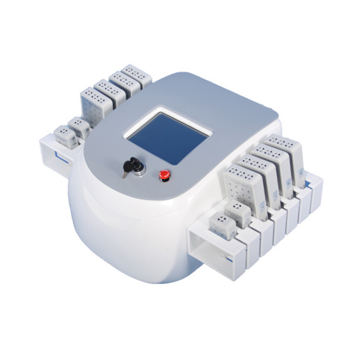 Professional portable Laser Contour wavelength 650nm & 980nm Lipo Laser beauty machine