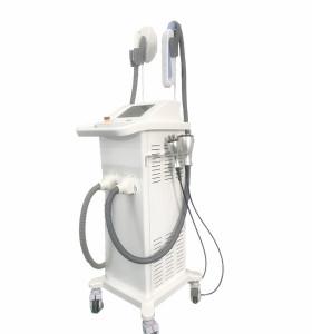 5 в 1 Высококачественная лазерная многофункциональная косметологическая машина E light / Ipl / rf / nd Yag / 40K Кавитация для похудения