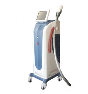 Удаление волос оборудования красотки кожи удаления волос лазера 808nm диода волокна OEM / ODM
