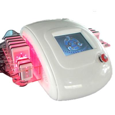 Портативный двухволновой 650nm диодный лазер высокого качества Lipolaser для похудения машина для похудения