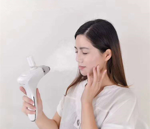 Professional Portable Home mini oxygen injection RF  beauty instrument