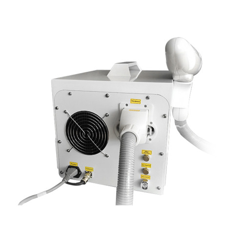 Portable Q Switch Nd Yag Laser Tatoo Removal Machine
