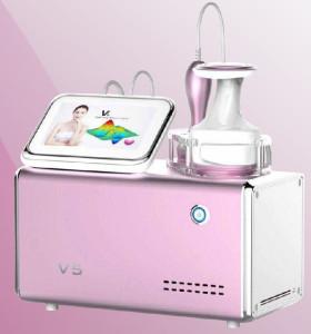 Máquina de belleza de elevación facial cuerpo adelgazante Cavitación de vacío Máquina de sistema RF