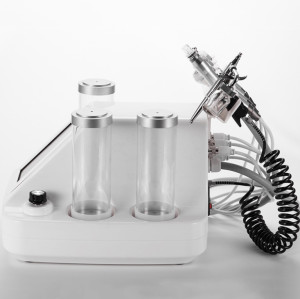 Professional Portable Face Cleaning skin rejuvenation water oxygen small gas bubble machine