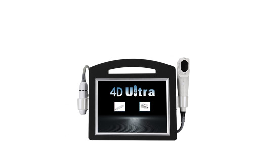 Professional Portable 2 in 1 Hifu Face Lift Hifu Ultrasound Cosmetic