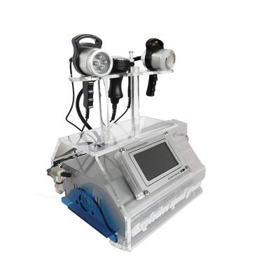 Professional portable RF vacuum ultrasonic cavitation radio frequency machine