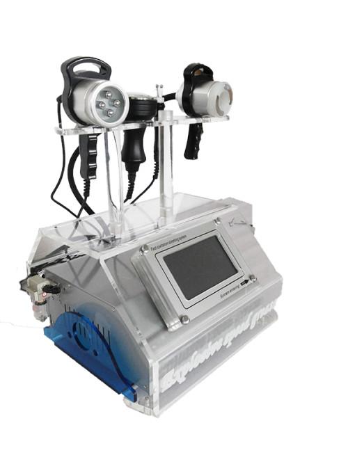 Professional portable RF vacuum ultrasonic cavitation radio frequency machine