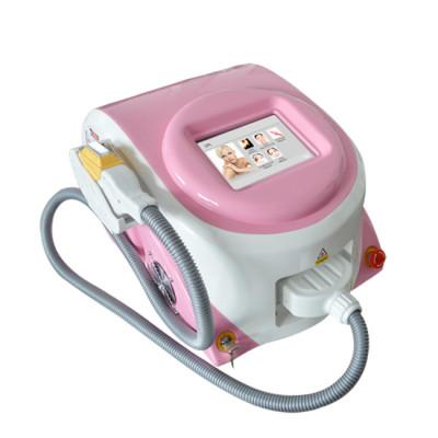 Máquina portátil del retiro del pelo de la venta caliente de la belleza IPL para el uso en el hogar